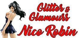Glitter & Glamours Nico Robin